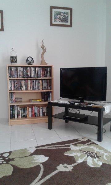 TV und DVD / Book Library