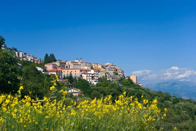 Agriturismo Ai Monaci Camera Verde, vacation rental in Novi Velia