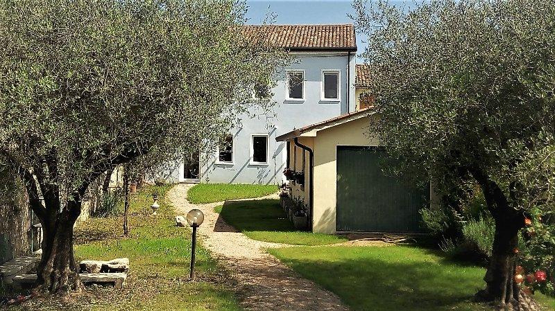 La Porta Stretta: ECO.lifestyle, vakantiewoning in Rubano