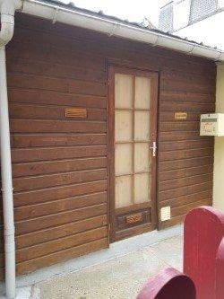 cabin of 15m2 ideal for bikes, stroller ....