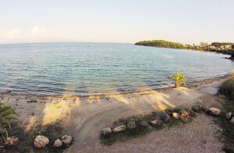 MERLIN BEACH (100m from the villa)