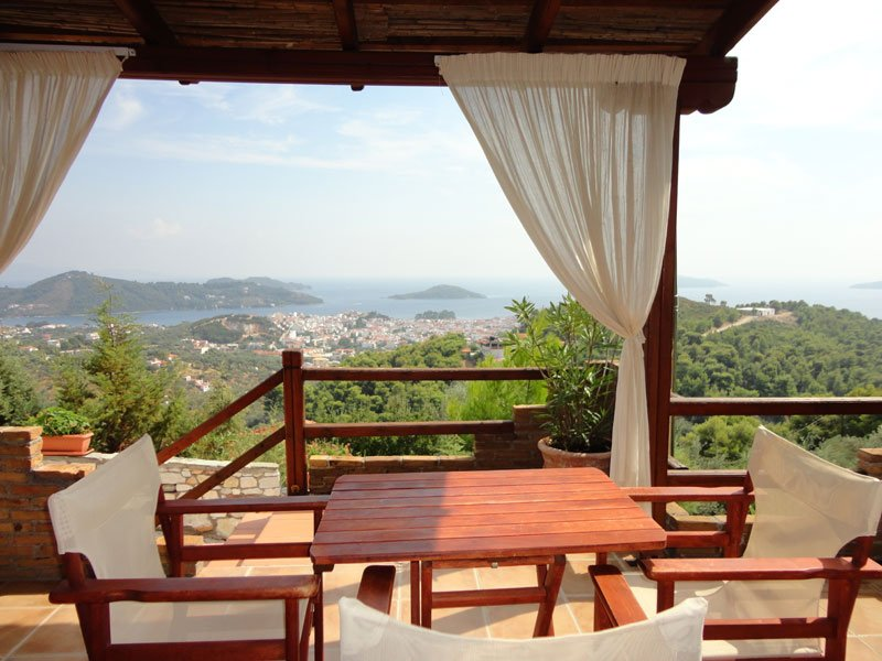 Skiathos Garden Cottages - Jasmine cottage, holiday rental in Skiathos