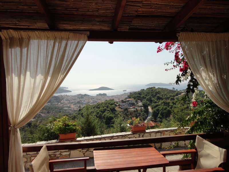 Skiathos Garden Cottages - Tulip cottage, holiday rental in Skiathos