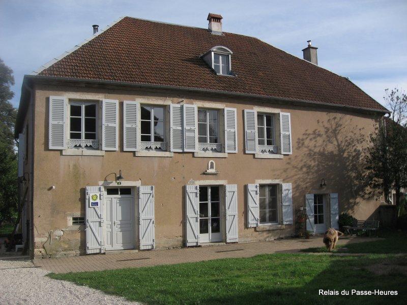 Le Relais du Passe-hora, Cenans, Destino Ognon River Valley, Borgoña y el Franco Condado, Francia