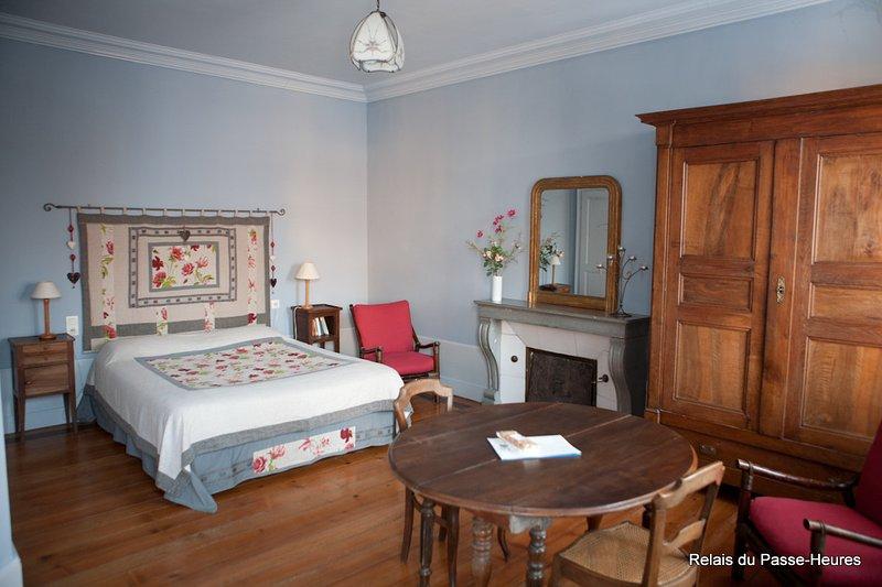 Le Relais du Passe-Heures - Marie, vacation rental in Haute-Saone