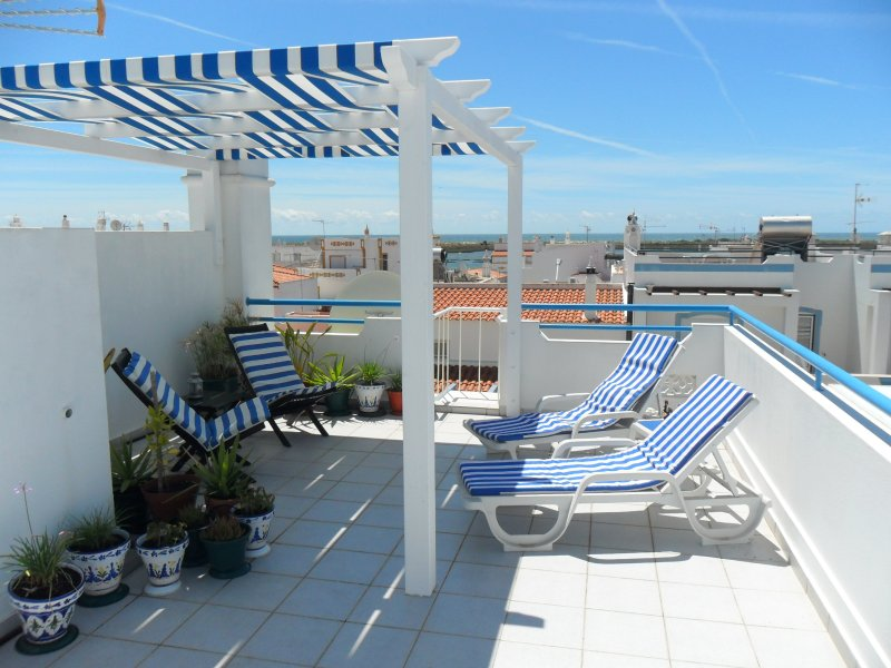 Cabanas, vacation rental in Tavira