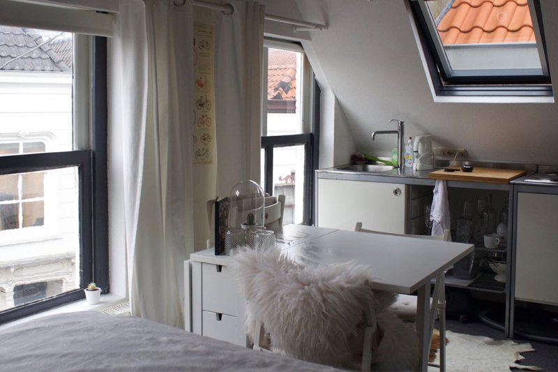 Cosy studio in city center, vacation rental in Cromvoirt