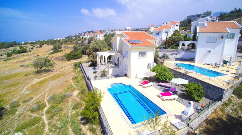 Amazing Villa Verde, casa vacanza a Ayios Amvrosios
