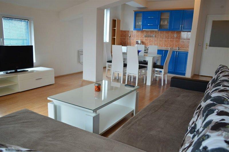 Apartment Dora Ohrid, holiday rental in Republic of North Macedonia