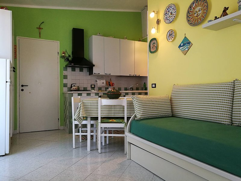 Casa Esmeralda, vacation rental in Finale