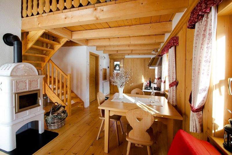 Alpi Giulie Chalet Resort - Chalet 'Il Nido', holiday rental in Tarvisio