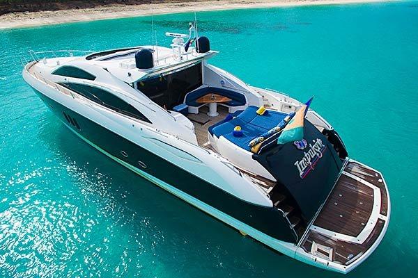 Luxury Yacht Impulsive, location de vacances à Île de New Providence