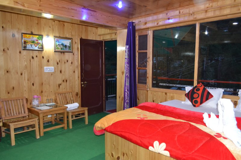 Summer house Amar cottage, holiday rental in Manali Tehsil