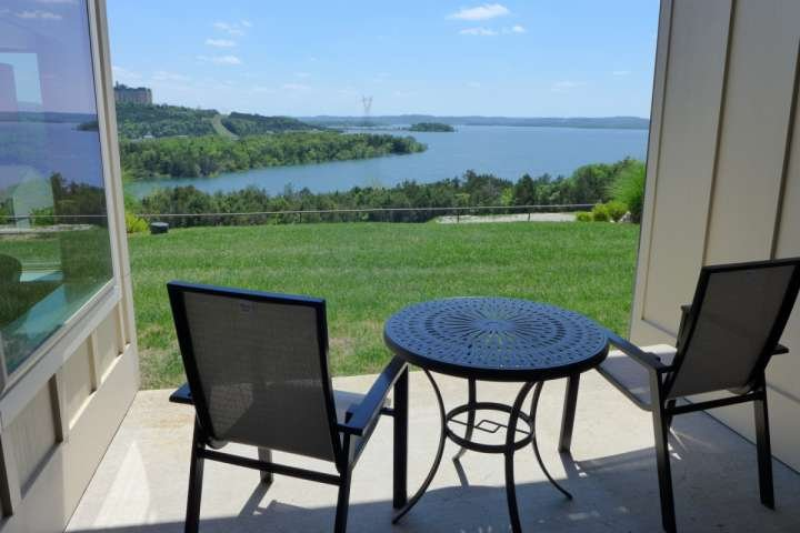 Have Your Morning Coffee at Table Rock Lake.