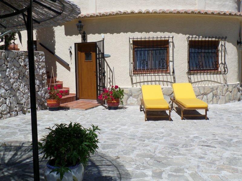 Villa Senomar Appartement Picasso, vacation rental in Benissa