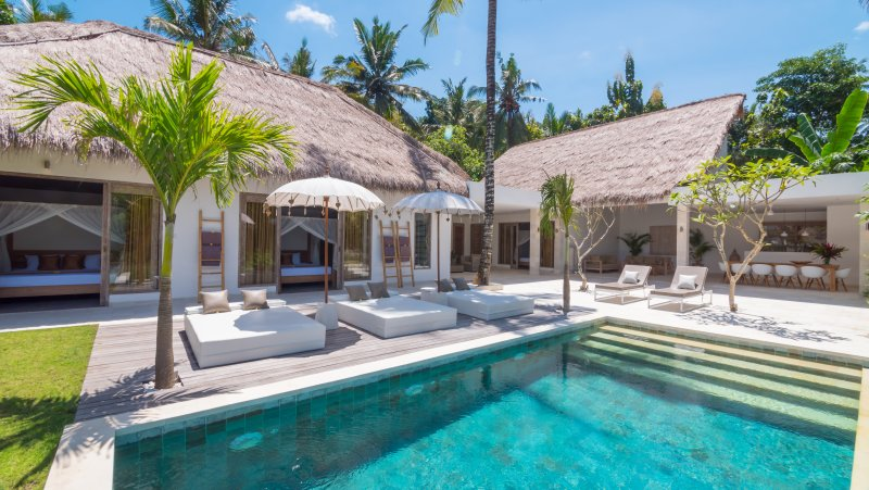 Villa Hidden Jewel, 5 bedrooms, 3 bathrooms, private pool, amazing view, holiday rental in Bukit