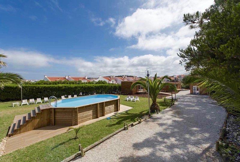 Villa South - Golden Heritage Ericeira Villas, alquiler de vacaciones en Santo Isidoro