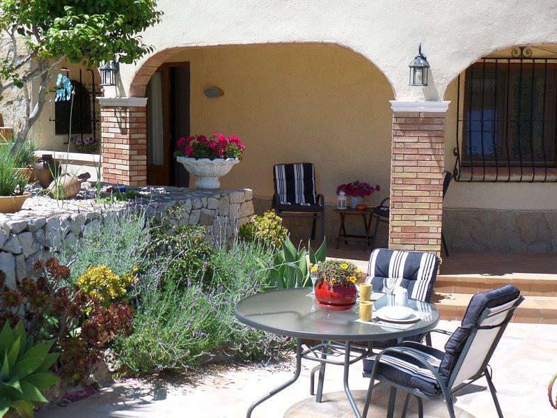 Villa Senomar Appartement Sorolla, vacation rental in Benissa