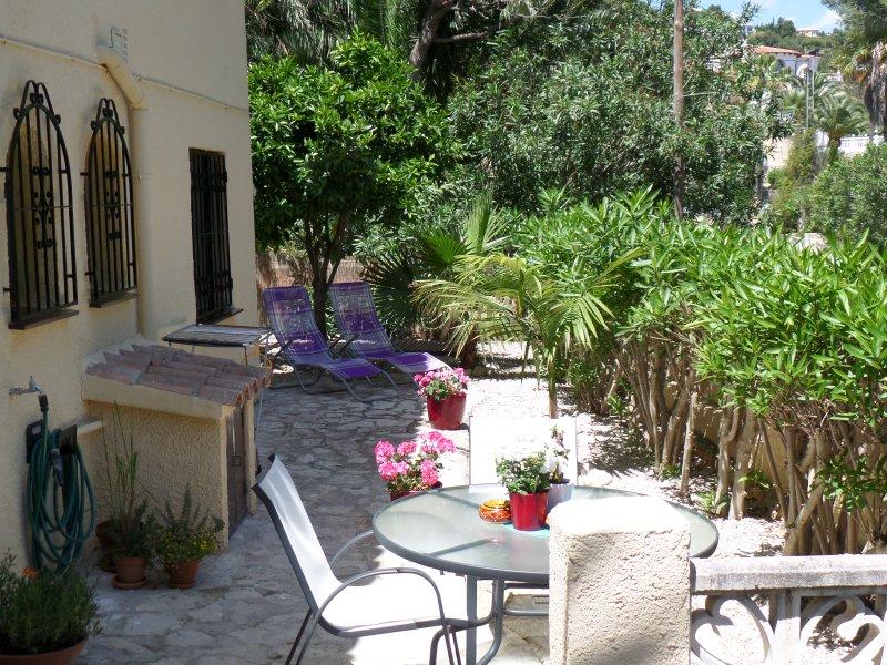 Villa Senomar Appartement Miro, vacation rental in Benissa