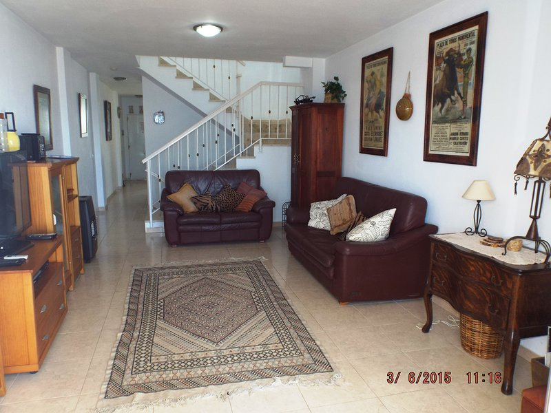 Casa Stef, holiday rental in Mojacar Playa