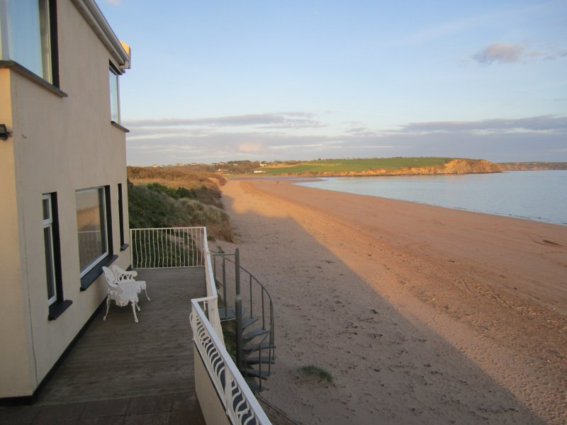 'Beach House' Beach House for Rent, Duncannon Co. Wexford, holiday rental in Hook Head
