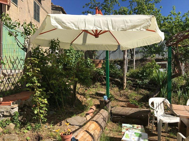 garden / pergola
