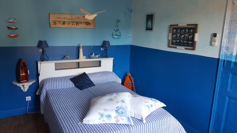 chambre marine, vacation rental in Fabrezan
