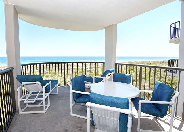 Duneridge Oceanfront Balcony