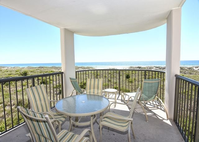 Duneridge 2211 Oceanfront Balcony