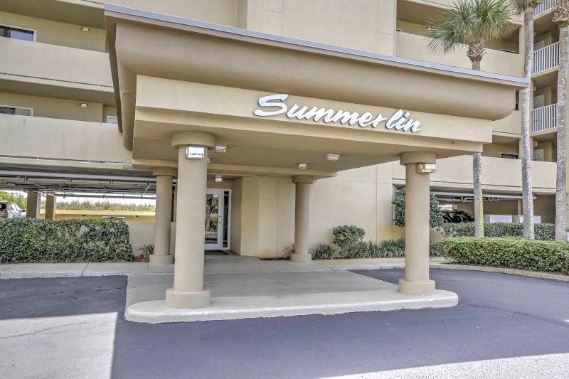 Reserve este acogedor condominio de alquiler de vacaciones para la última escapada de la Florida!