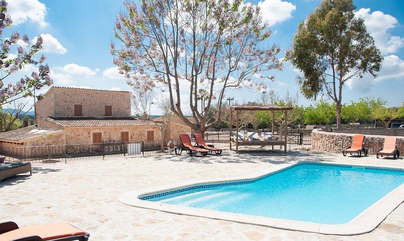 SON SELLES - Villa for 12 people in Sencelles, vacation rental in Sencelles