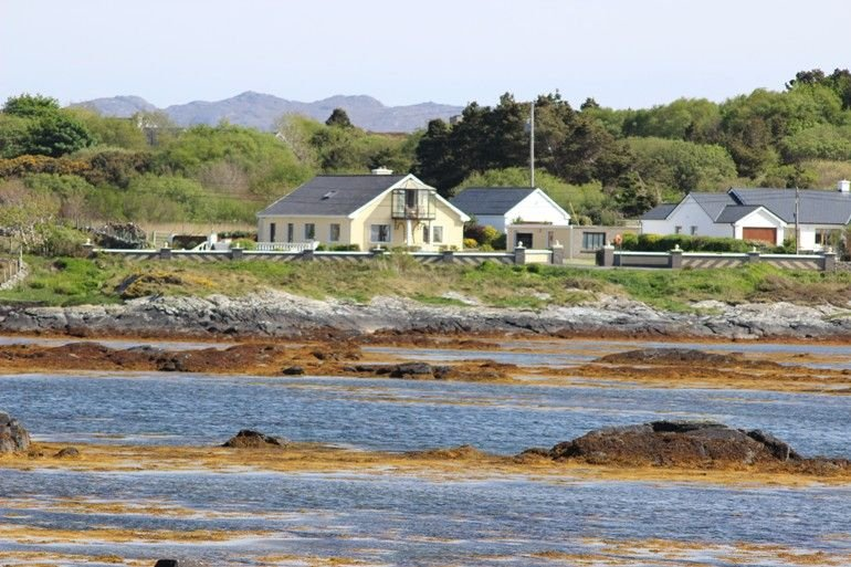 Seals Cove, vacation rental in Clifden