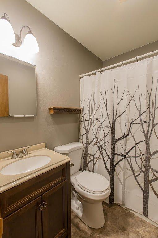 Lambton Flats #3 -  Bathroom -  Shower & Tub
