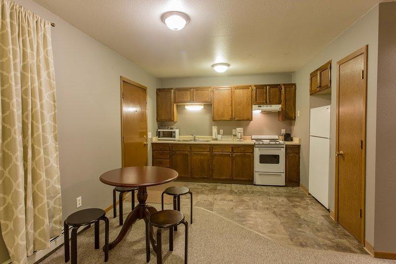 Lambton Flats #3 -  Kitchen / Dining Area