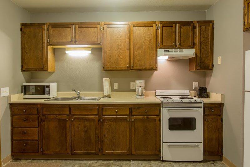 Lambton Flats #3 -  Kitchen