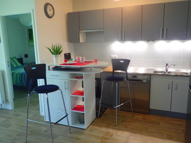 Bel Appartement Melun Gare, holiday rental in Hericy