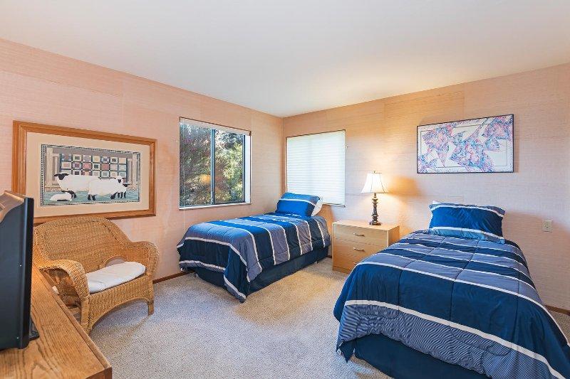 Viglione - primeiro quarto de hóspedes duas camas de solteiro