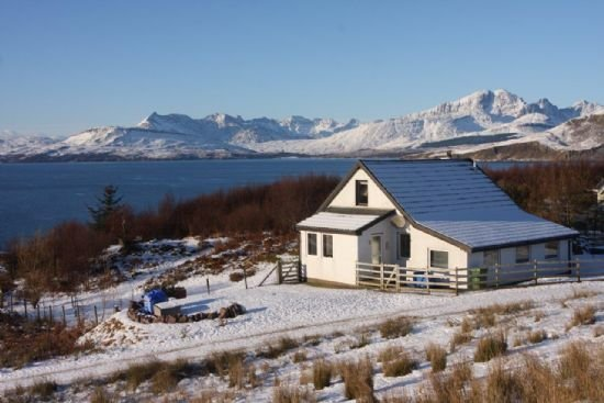 Cuillin View Ord.  (Now re - opened due to lifting of Covid restrictions), holiday rental in Broadford
