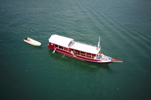 Komodo Trip - Vini Liveaboard, holiday rental in Badjo