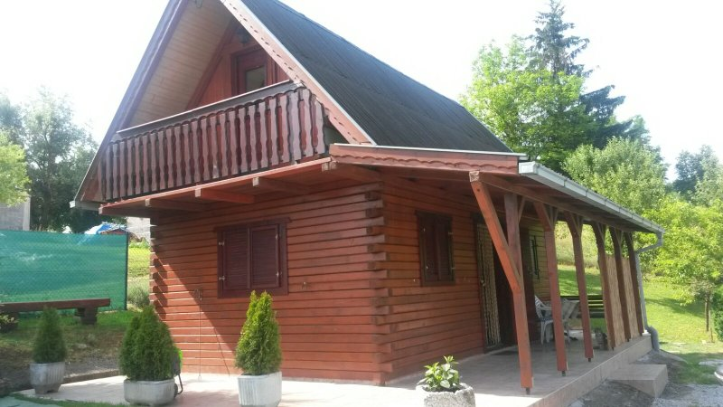 Guest house 'Tina', holiday rental in Generalski Stol