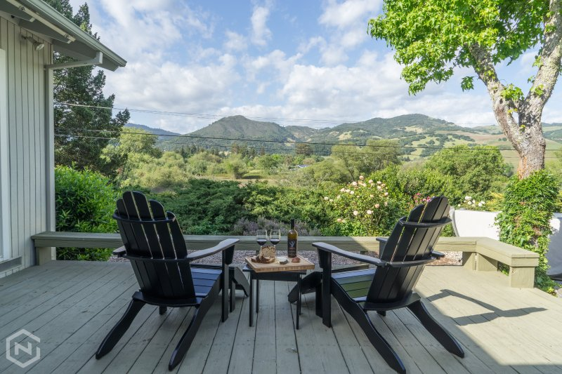 Heiter House - the perfect getaway in Wine Country, vacation rental in Kenwood