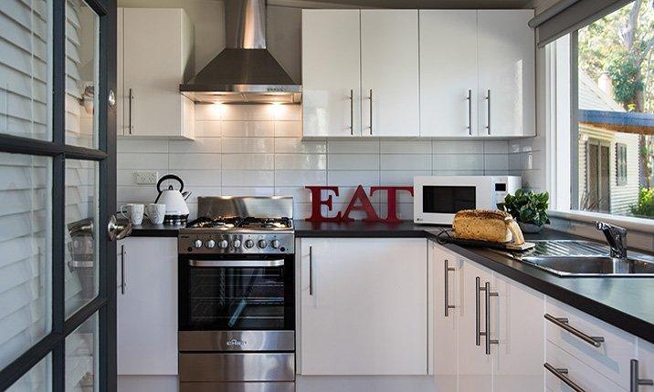 Gumnut Cottage - Kitchen