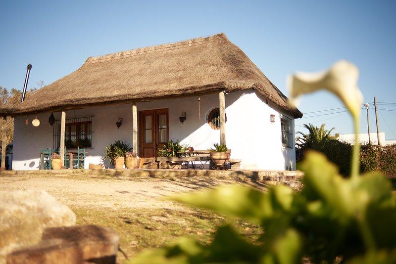 Casa rural La Choza en La Volandera - Jerez, holiday rental in La Barca de la Florida