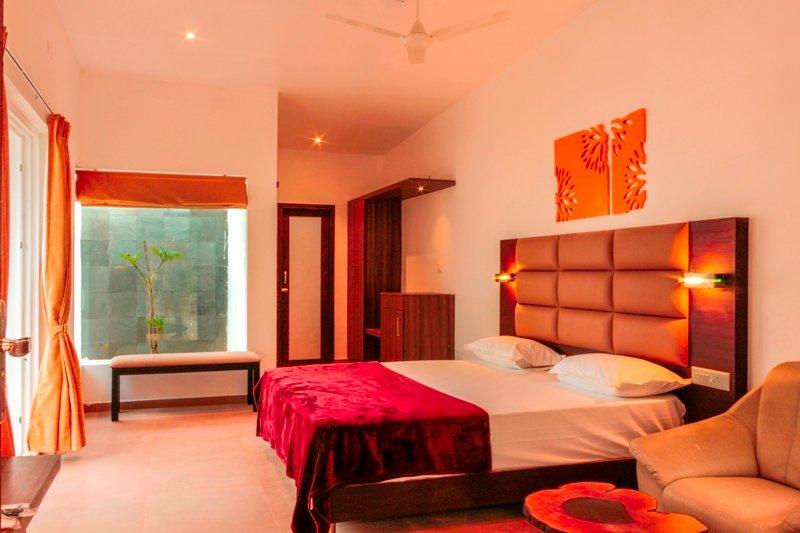 THAPOVAN RESORT, vakantiewoning in Dindigul District