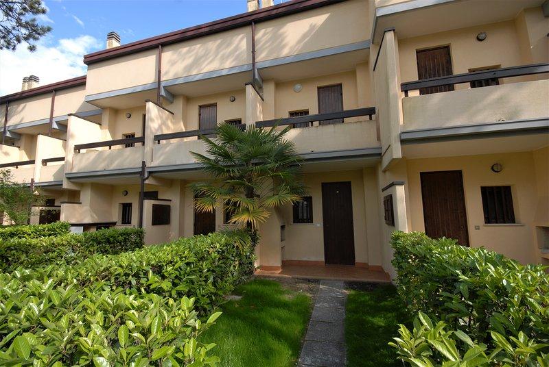 Villetta Hemingway, vacation rental in Lignano Pineta