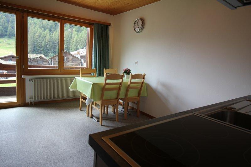 Apartments Carmena No. 6, holiday rental in Saas-Grund