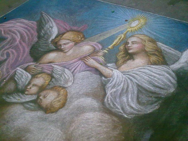 Festa di San Pasquale Baylon e XIX Concorso Internazionale Madonnari, Ferienwohnung in Roccapiemonte