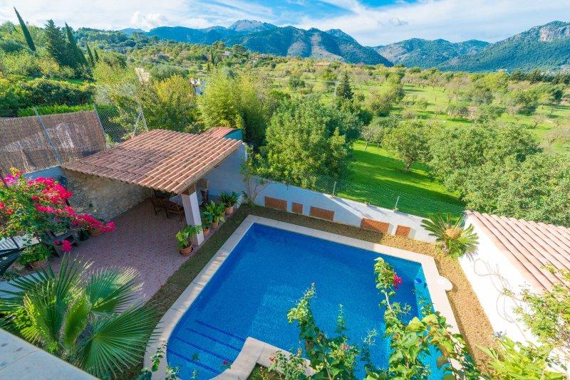 MAIA - Villa for 6 people in Moscari (Selva), casa vacanza a Caimari