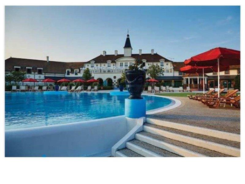 Disneyland Paris - Marriott's Village, FRANCE, holiday rental in Villiers-sur-Morin