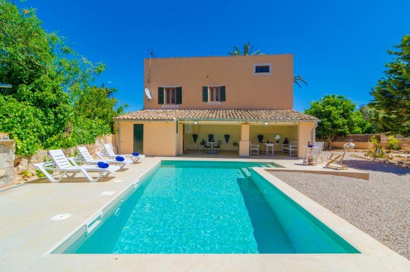 SHORT DE SES BASSES - Villa for 8 people in Es Palmer (Campos), casa vacanza a Ses Salines